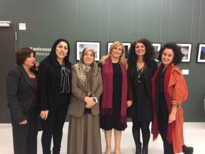 مجموعة من السيدات العراقيات