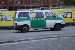 الشرطة حاضرة دوماً في الساحة